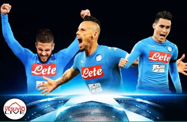 Champions, il Napoli passa se: tutte le possibili combinazioni