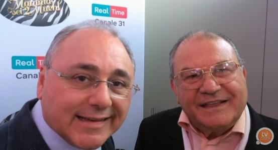 Matteo Giordano e Don Antonio Polese