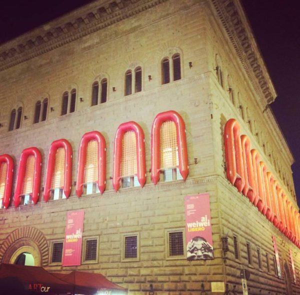 Firenze. Foto Instagram di ptgiuliadago