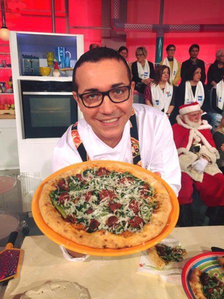 pizza di natale sorbillo