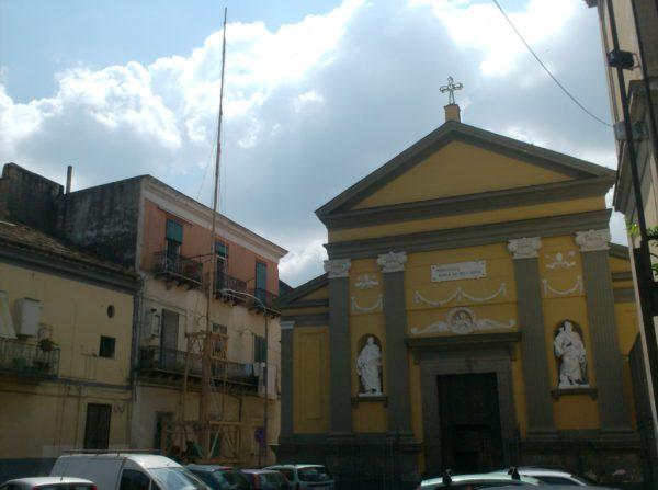 Chiesa di S. Maria dell'Arco, Villaricca