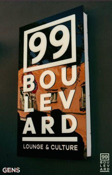 99 Boulevard Ercolano