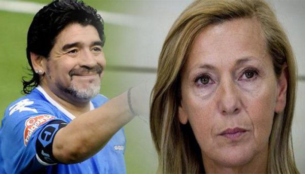 Maradona Higuain segna tanto ma ha i piedi così e così