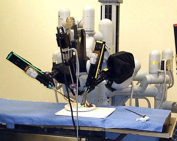 robot da vinci pascale