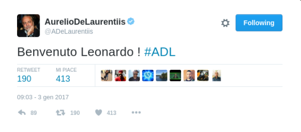 tweet-de-laurentiis-pavoletti
