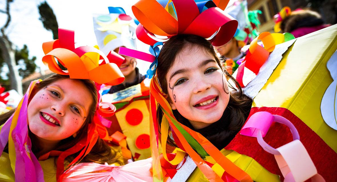 Vestiti Di Carnevale Fai Da Te 4 Idee Semplici Ed Economiche Da