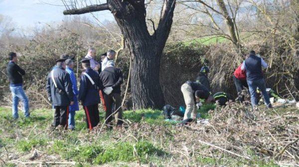Due cadaveri trovati dentro a sacchi di plastica ad Afragola