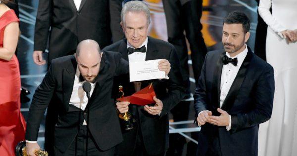 Colpo di scena agli Oscar, il miglior film è Moonlight