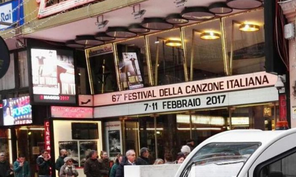 Sanremo, falso allarme bomba al Palafiori in vigilia festival