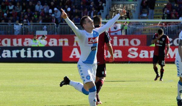 Zielinski e un contributo Real: è irrinunciabile per il Napoli