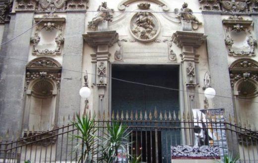 Chiesa di Santa Maria delle Anime del Purgatorio ad Arco