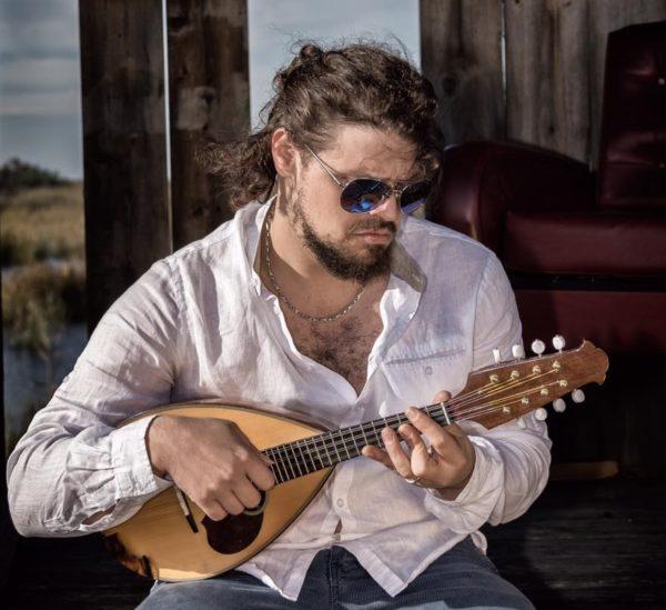 Daniele Galasso mandolino