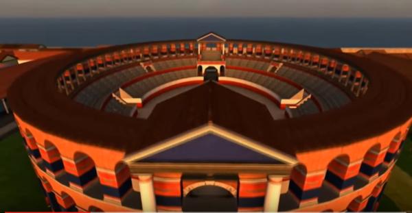 Paestum in 3D