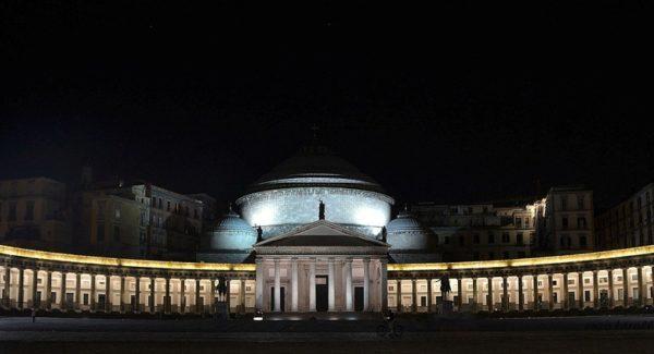 Piazza del Plebiscito - Ora della Terra