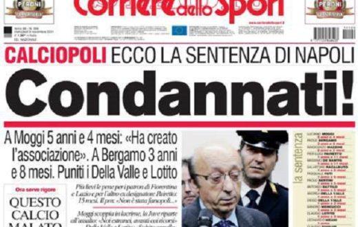 Calciopoli 2004