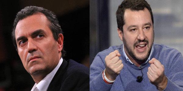 Salvini ribadisce: i porti italiani sono chiusi per le Ong