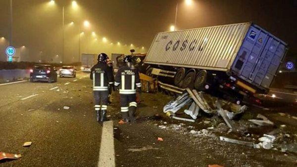 tragedia camionista napoletano