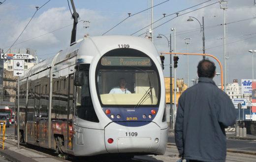 tram Napoli ANM