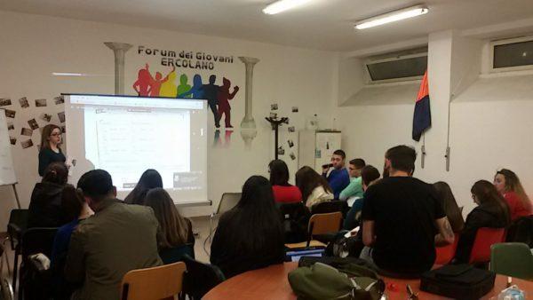 Forum Giovani Ercolano