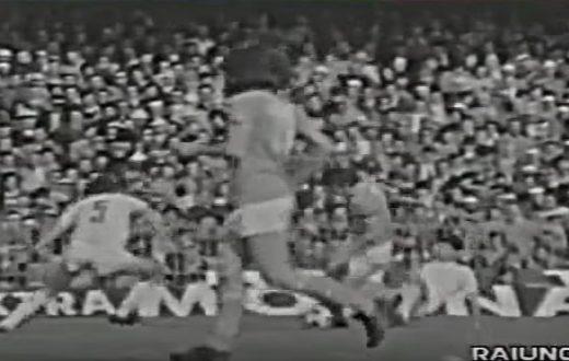 Napoli-Lazio 3-3 1974