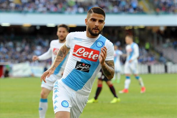 Insigne e Albiol in coro: