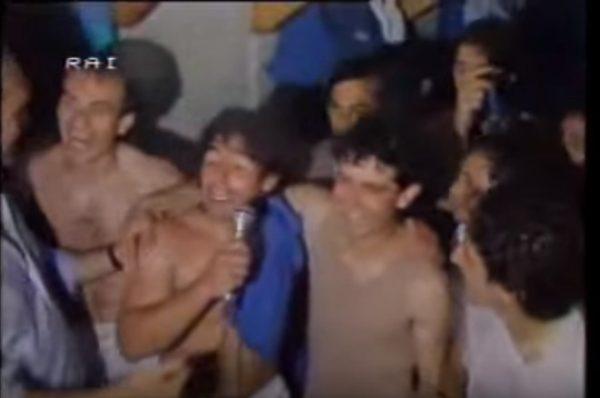 Napoli: a luglio festa 30 anni scudetto