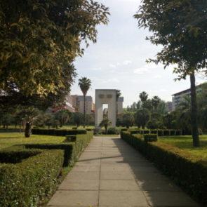Parco Comunale Scampia