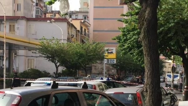 Castellammare: assalto al portavalori con sparatoria al viale Europa