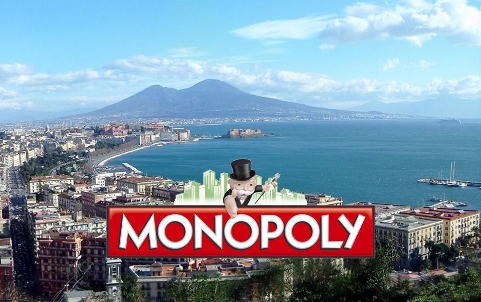 monopoly sceglie napoli nasce un edizione con le strade e