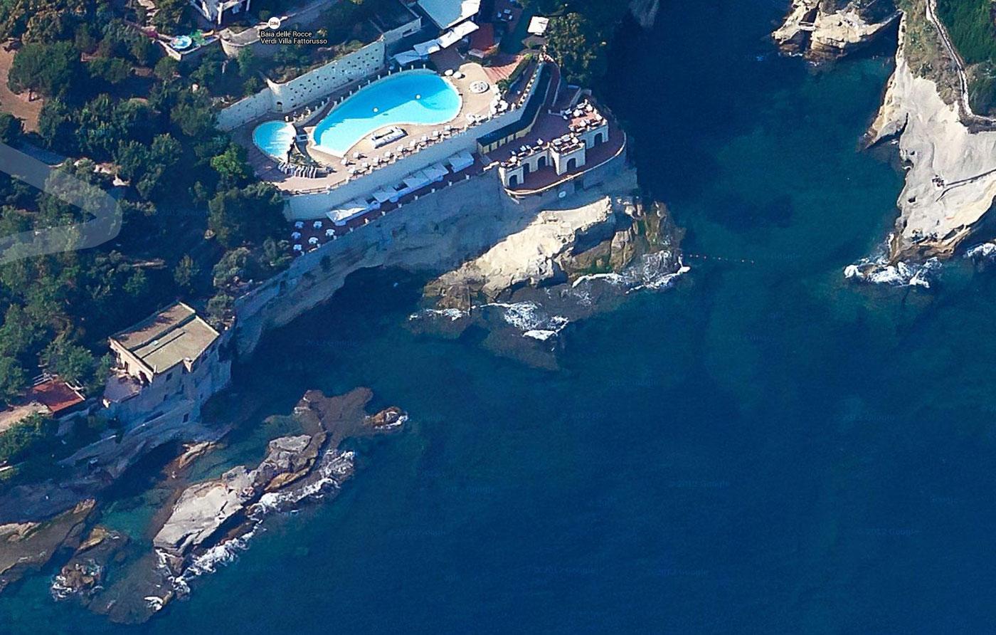 Bagni Rocce Verdi Napoli : Dove fare il bagno a napoli: ecco le 5 spiagge più belle