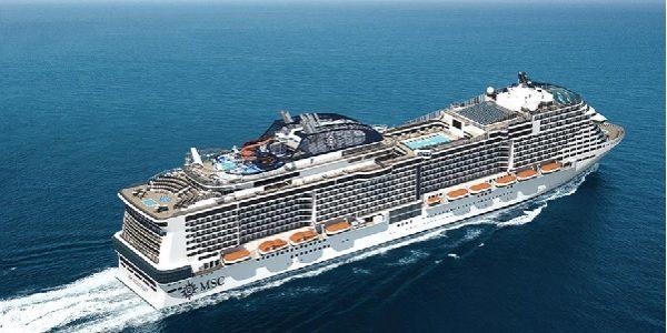 MSC Meraviglia: ecco la nuova ammiraglia dedicata a Napoli