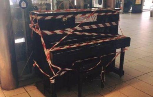 pianoforte Stazione Centrale