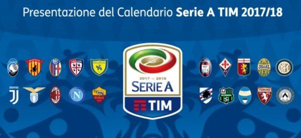 Calendario Serie A Su Sky.Calendario Serie A 2017 2018 Il 26 Luglio La Diretta Su Sky