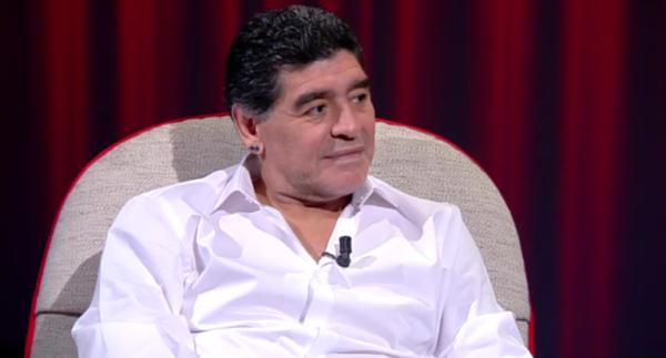 Cittadinanza a Maradona, arriva l'ok. Diego: