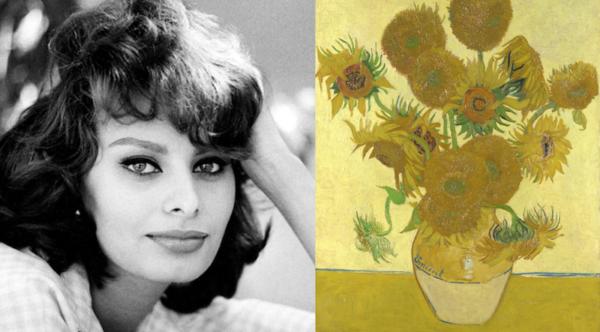 Mostre a Capodimonte: da Van Gogh a Sofia Loren