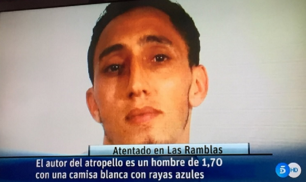 Nuova Strage dell'ISIS: Attentato al Centro di Barcellona