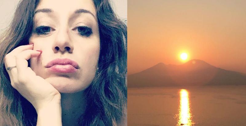 Lettera Di Ragazza Veneta Napoli Amore Mio Quanto Siamo Idioti Noi Del Nord
