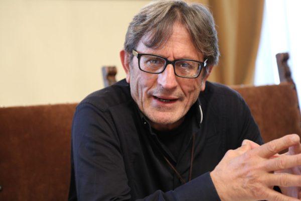 Roberto Saviano in