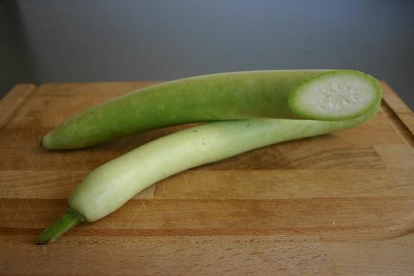 Zucca lunga verde