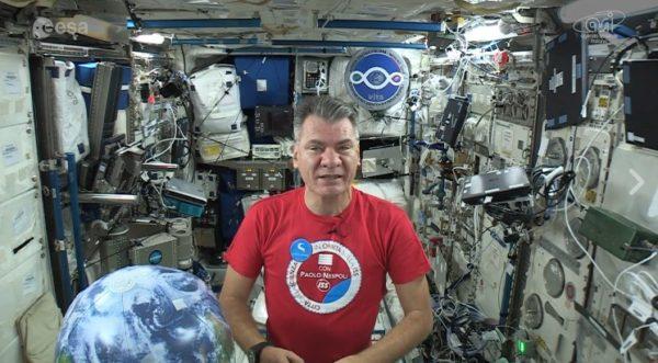 Paolo Nespoli dallo spazio ha regalato un'altra vista mozzafiato della Sicilia
