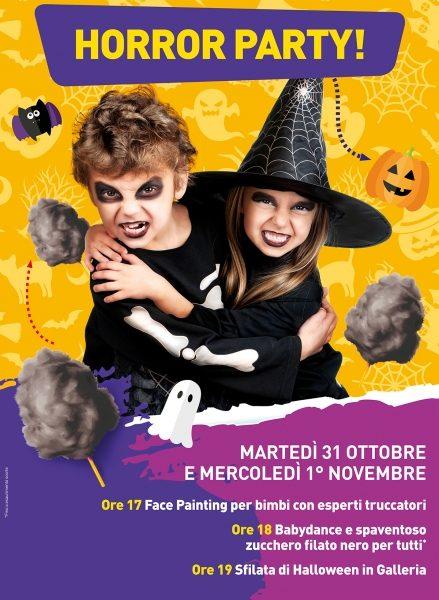 Halloween Auchan Pompei