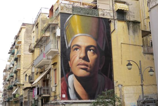 Street Art of San Gennaro