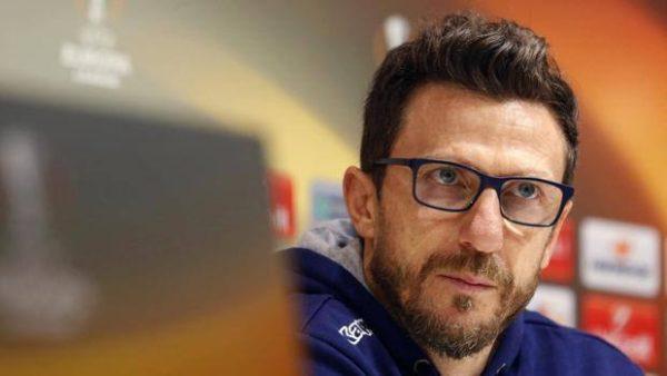 Di Francesco: 'Tante possibilità, ma ho scelto la Roma. Schick ha l'istinto del campione, sullo scudetto...' VIDEO