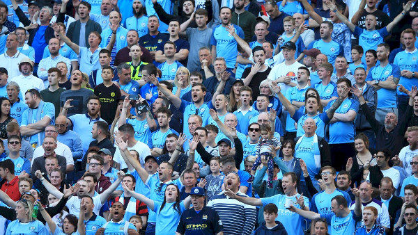 Champions League - Napoli, aggrediti 4 tifosi del Man City