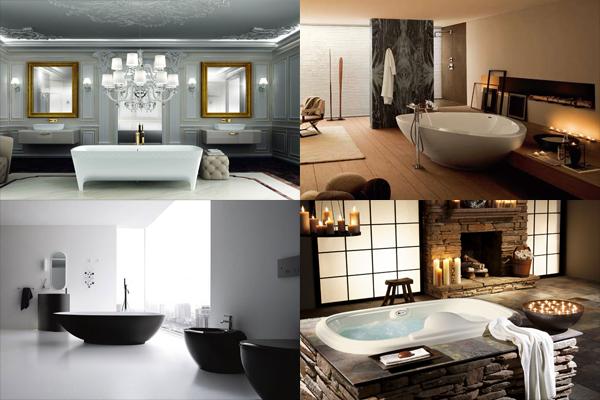 I bagni di lusso più belli ed esclusivi: quali sono e come sceglierli