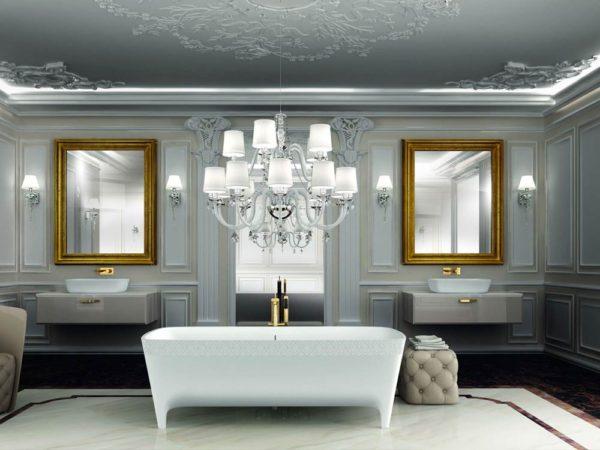 I bagni di lusso pi belli ed esclusivi quali sono e come - Arredo bagno lusso ...