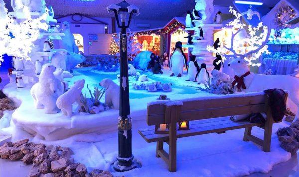Addobbi Natalizi Gloria Giugliano.Villaggio Di Natale Gloria A Giugliano La Magia Del Natale A Ingresso Libero
