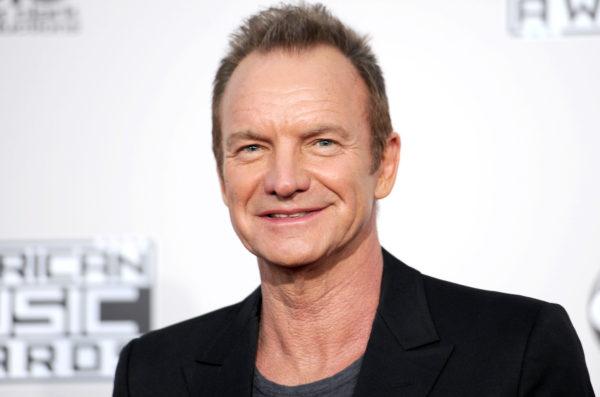 Non solo Sanremo, Sting arriva in Arena