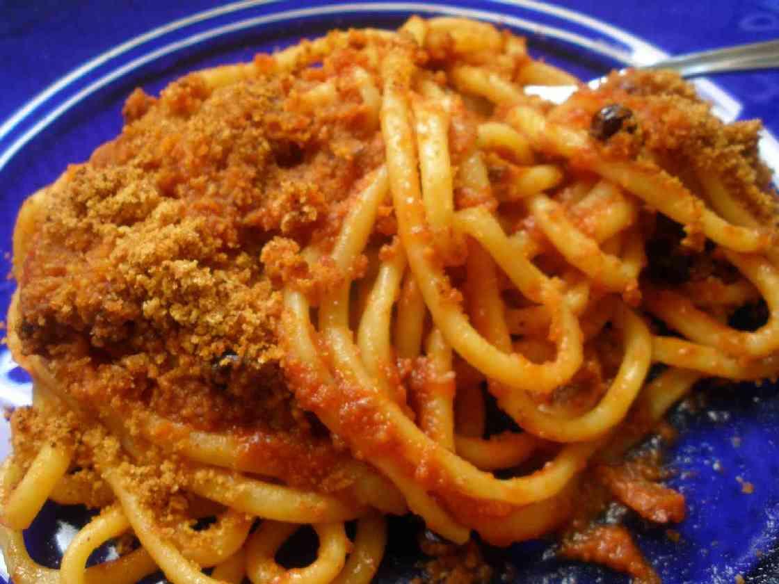 Spaghetti chi masculini