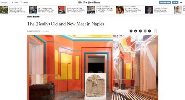 New York Times: Basilicata, visitarla prima che il mondo la scopra